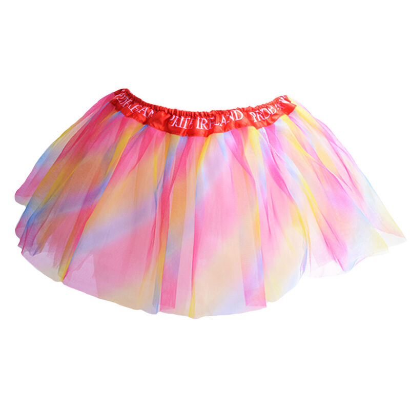 Multi Coloured Pride Tutu with a Stretchy Waistband  One Size Fits Most