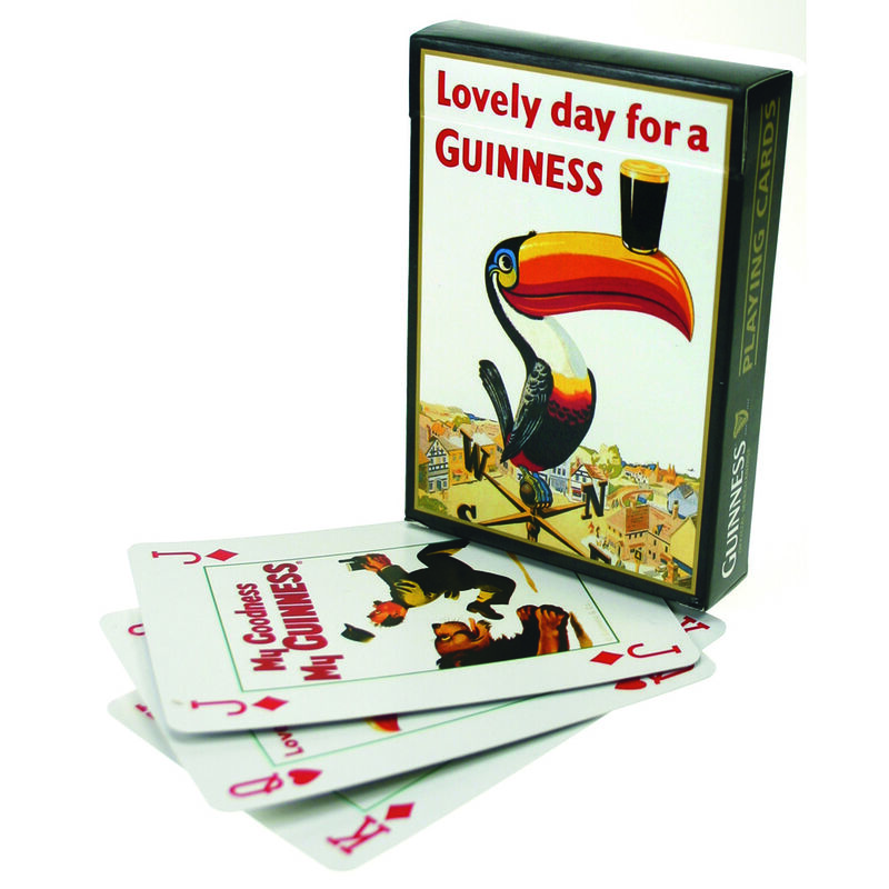 Guinness Heritage Playing Cards