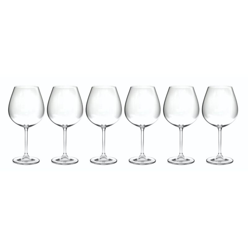 Tipperary Crystal Connoisseur 650Ml Wine Glass Collection – 6 Pack