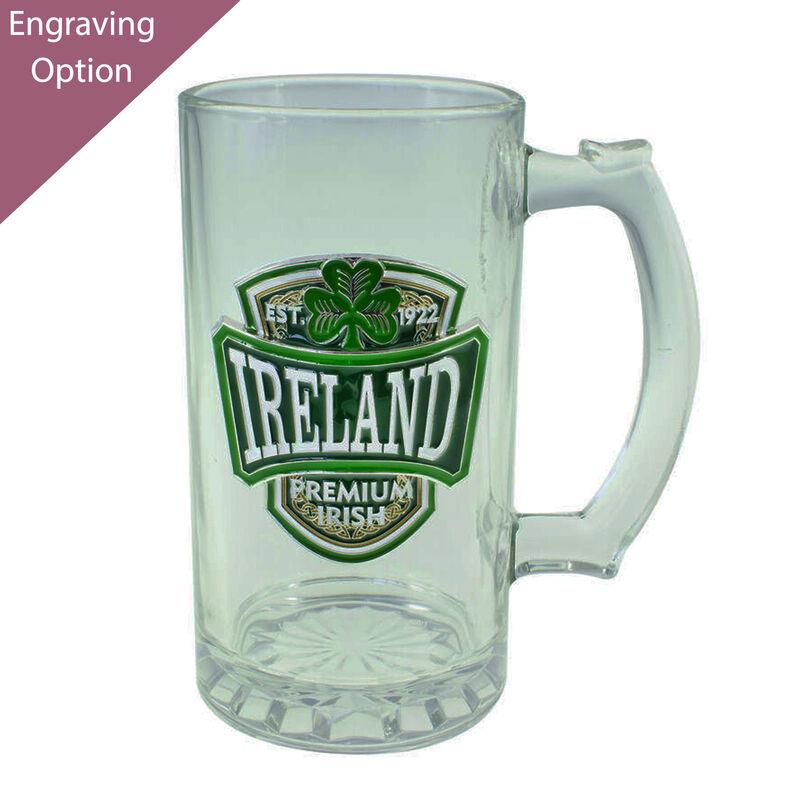 Irland-College - Zinn-Abzeichen