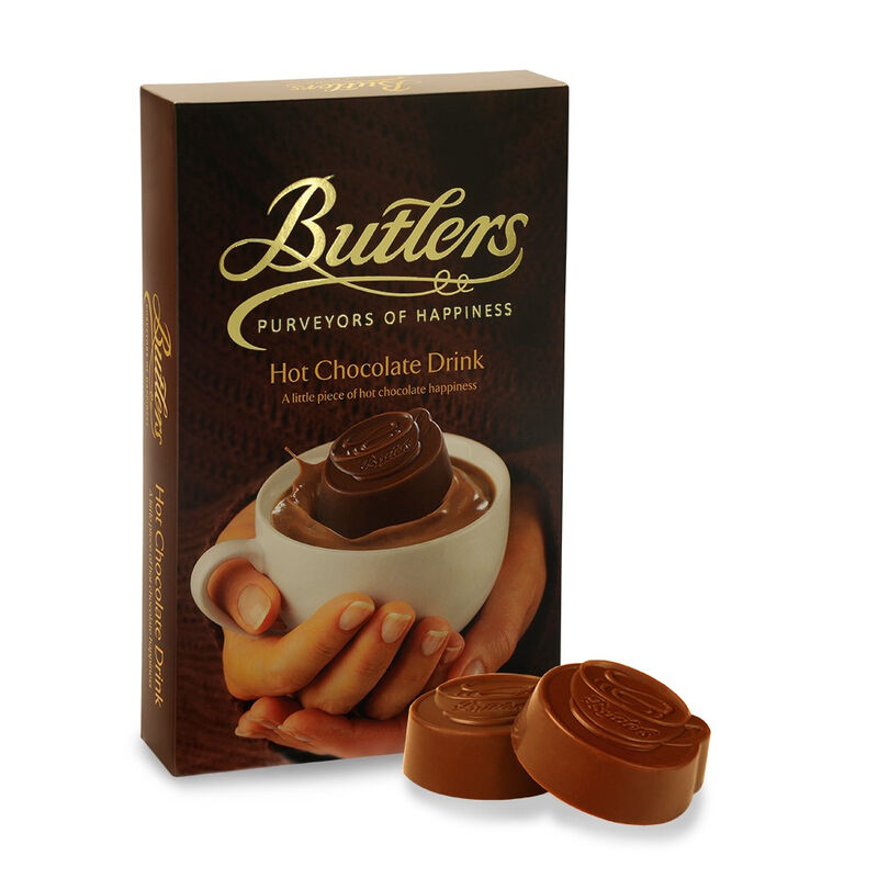Butlers Hot Chocolate Drink Cups