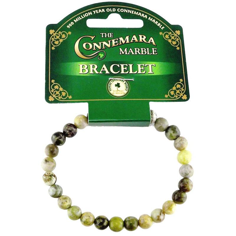Connemara Marble Elasticated Bracelet