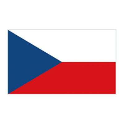 Czech Republic Flag (5Ft X 3Ft)