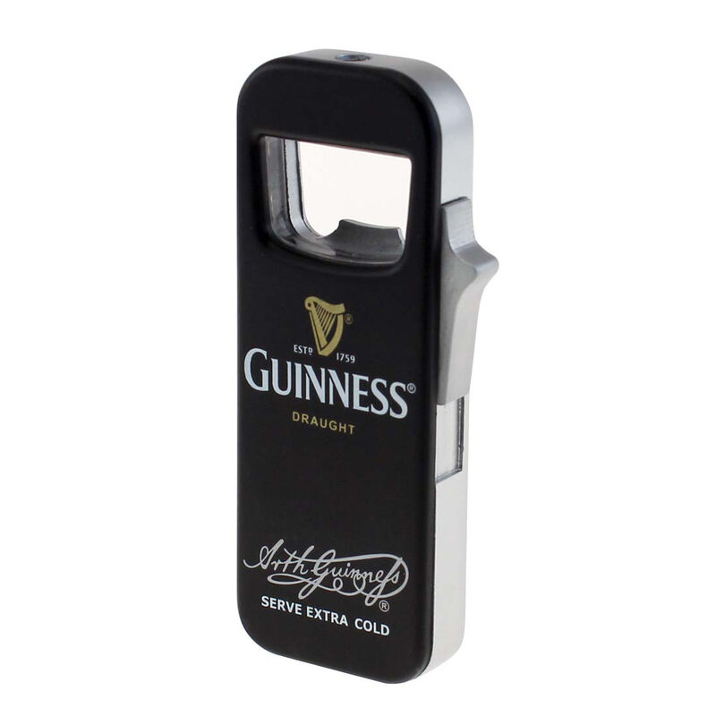 Guinness Signature Lighter And Bottle Opener