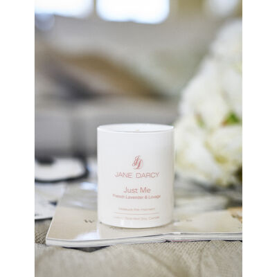 Jane Darcy Just Me Candle French Lavender & Lovage