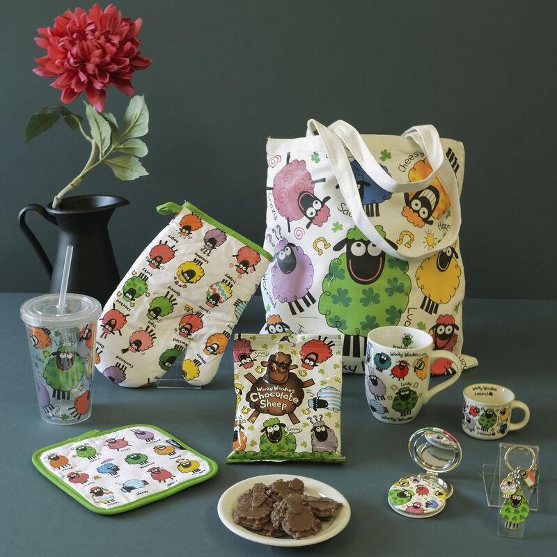 Wacky Woollies Accessories & Gift Basket