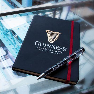 Men's Guinness Notebook and Pen Set