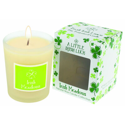 Irish Meadows Scented Candle