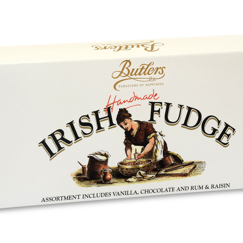 Butlers Handmade Irish Fudge With Assorted Flavours (Two Pack)