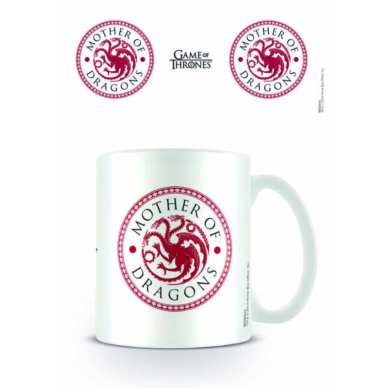 """""""Game of Thrones Mother Of Dragons""""-Becher"""