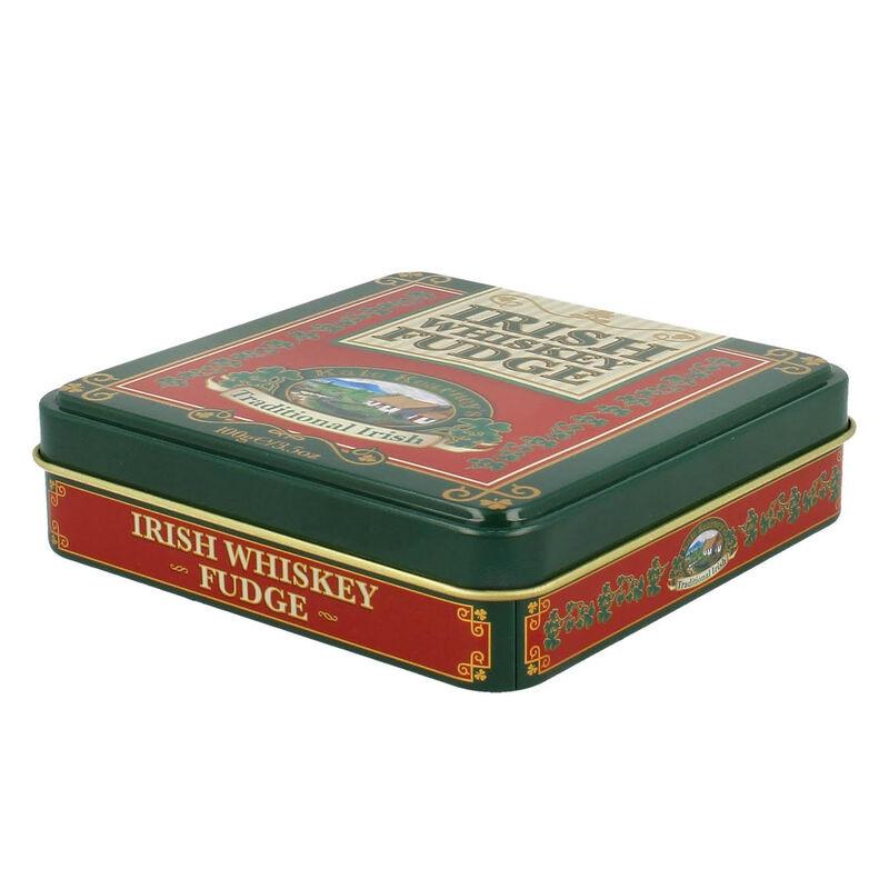 Gift From Ireland Kate Kearney Irish Whiskey Fudge In Tin  100G