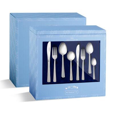 Newbridge Silverware Nova Stainless Steel 44 Piece Cutlery Gift Set