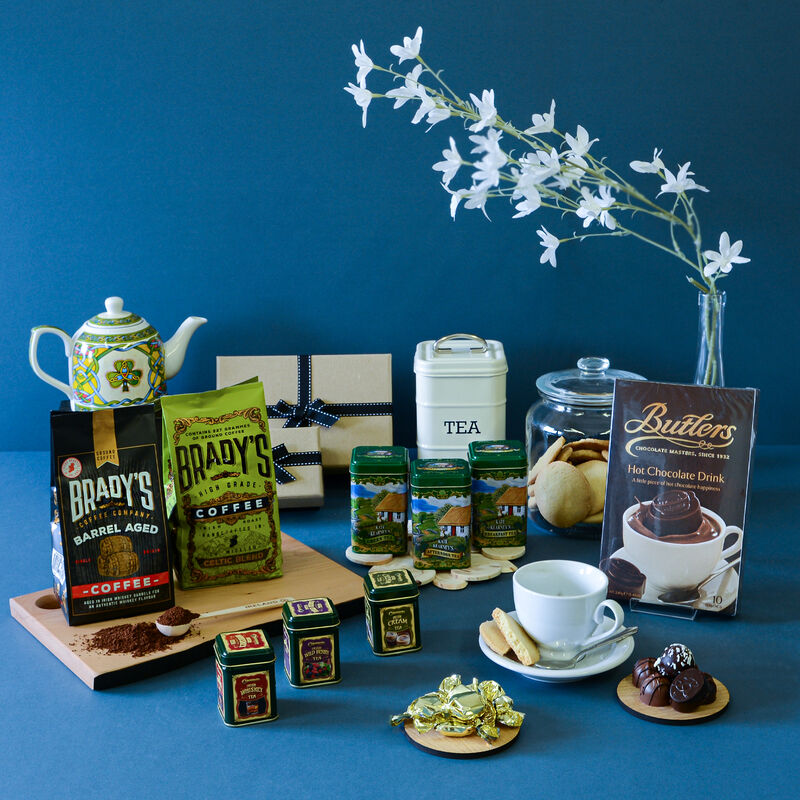 The Hot Drinks Connoisseur Hamper (Ireland Only)