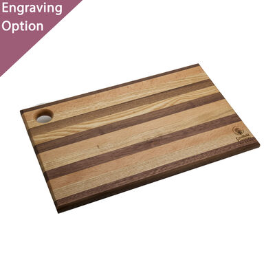 Large Makers Collection Board With Stripe Design