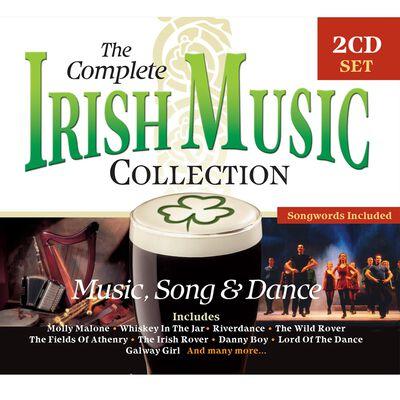 Die komplette Irische Musik Sammlung 2 CD-Set