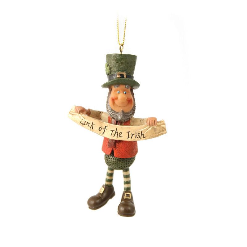 Finnian Hanging Decoration - Luck Of The Irish Wobblers