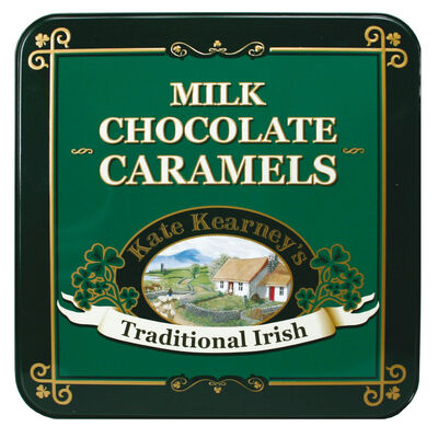 Kate Kearney's Milk Chocolate Caramels In Tin 175G