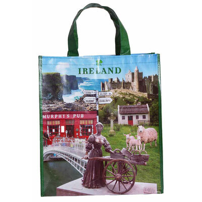 Ireland Bag For Life Designed With Beautiful Irish Scenic Images