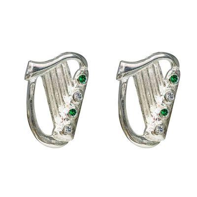 Irish Clip On Charm Irish Gifts Harp