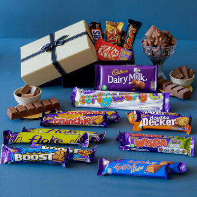 The Ultimate Irish Chocolate Selection Box Hamper