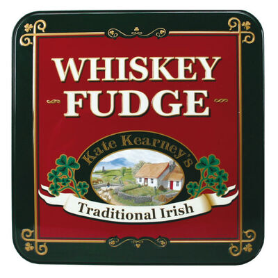 Kate Kearney's Whiskey Fudge In Tin 175G