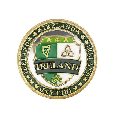 Ireland Crest Collectors Coin