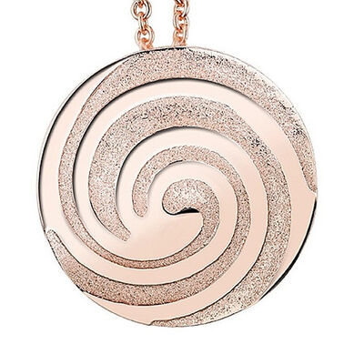 Newbridge Silverware Tara Rose Goldplate Pendant