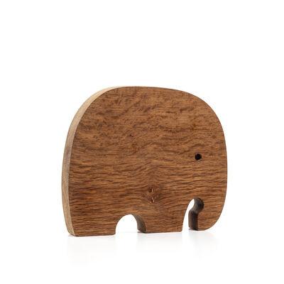Sam Agus Nessa Ellie The Elephant Chopping Board
