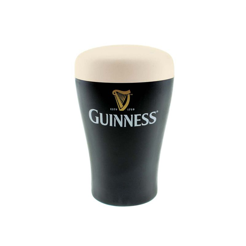 Guinness Stress Pint  Relieve The Stress Of The Day Away In The Shape Of A Pint