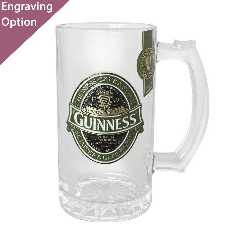 "Guinness Irland Sammelkrug mit ""Guinness Ireland""-Prägung"