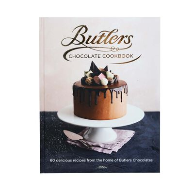 Butlers Chocolate Cookbook - 60 Delicious Recipes