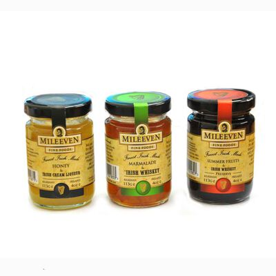 Mileeven Gift Pack 3 X 113G Jar