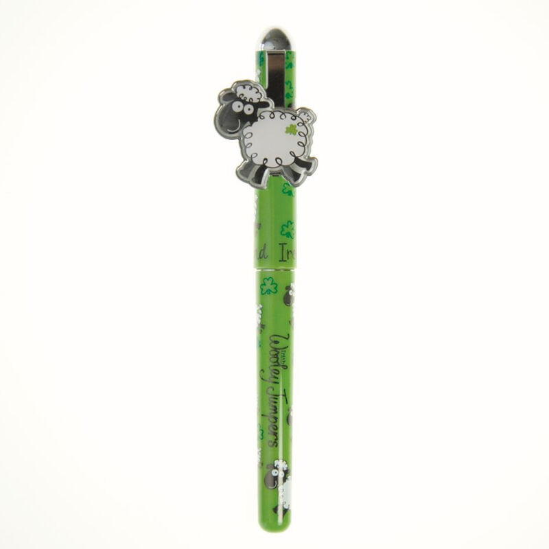 Irish Wooley Jumpers Gel Pen