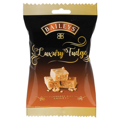 Original Baileys Flavoured Unique Creamy Luxury Fudge Bag 110G