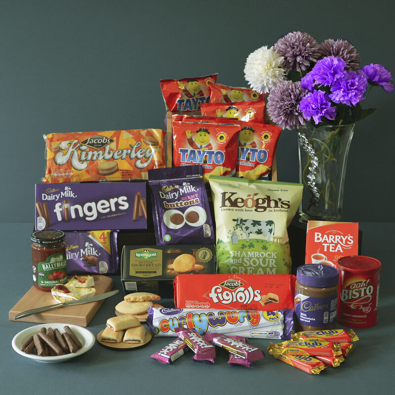 Nostalgic Tastes of Ireland Gift Hamper
