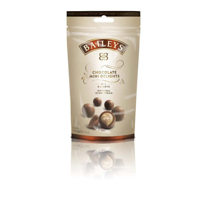 Baileys Mini Delights In Resalable Bag 102G