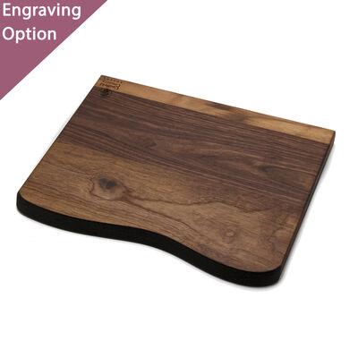 Large Rustic Waned Edge Walnut Board