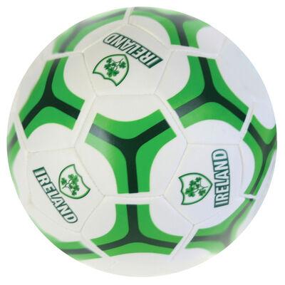 Ireland Shamrock Designed Size 4 Soccer Ball