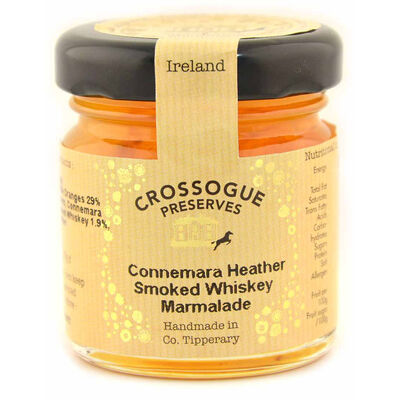 Crossogue Preserves Connemara Whiskey Marmalade  37G