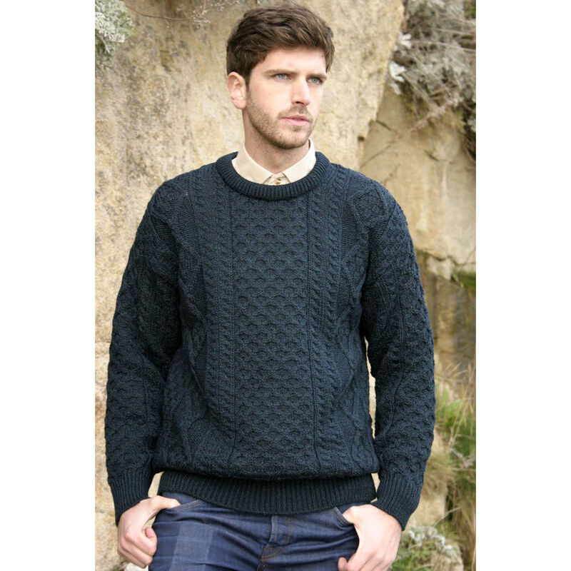 Crew Neck Sweater Blackwatch