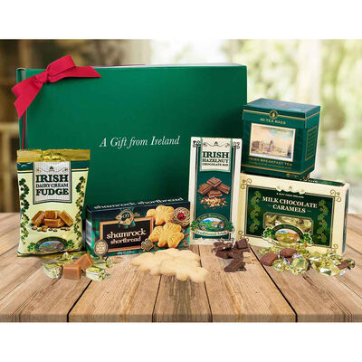 My Taste Of Ireland Delicious Irish Food Gift Hamper  Small
