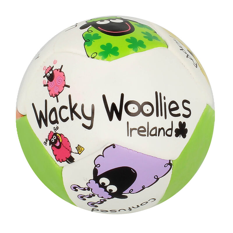 "3"" Wacky Woollies Beanie Ball"