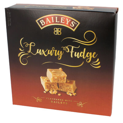 Original Baileys Flavoured Unique Creamy Luxury Fudge Box 170G