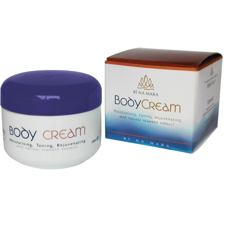 Rí Na Mara Rejuvenating Body Cream with Natural Seaweed Extracts