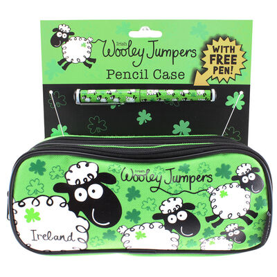 Irish Wooley Jumpers Federmäppchen