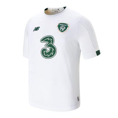 FAI Away Junior Short Sleeve Jersey 2019/2020