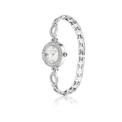 Newbridge Silverware Ladies Watch Link Bracelet