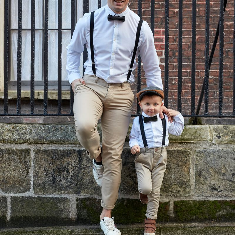 Patrick Francis Irish Tradition Tweed Celtic Knot Flat Cap  Grey Colour