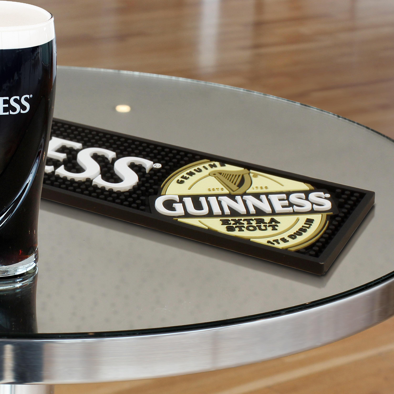 Guinness girl lady oven glove pot holder black stout beer Dublin Ireland kitchen