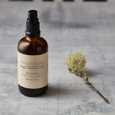 Hawthorn Handmade Skincare Balancing Facial Mist Prebiotics, 100ml